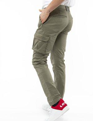 Pantalone fred Mello con tasconi laterali