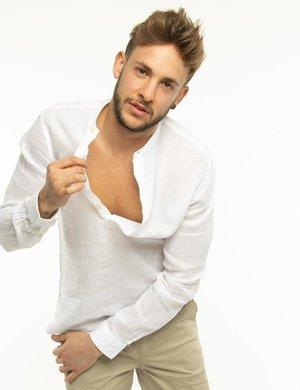 Camicia Fred Mello in lino