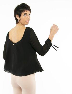 Camicia Fracomina con maniche velate