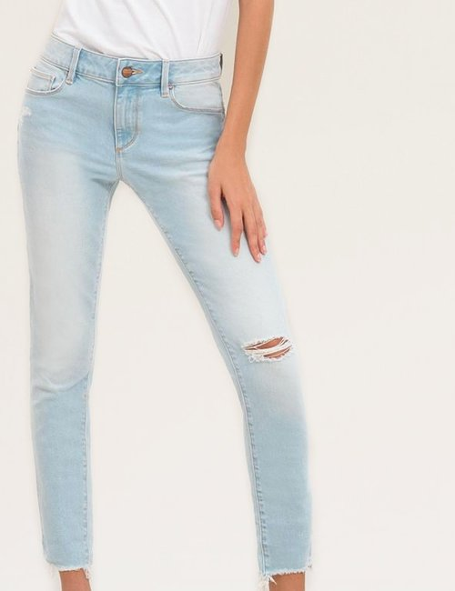 Jeans Fracomina Bella effetto consumato - Jeans