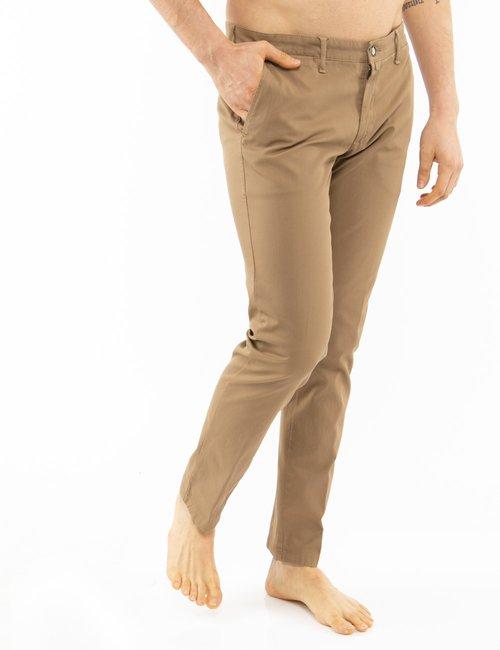 Pantalone Asquani in cotone - Beige