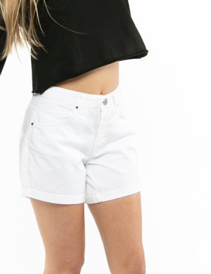 Shorts Maison Espin con risvolti