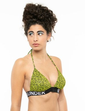 Costume Sundek top animalier