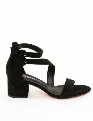 Sandalo Cafè Noir con tacco
