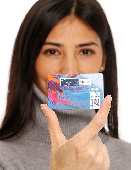 Gift card spendibile solo in negozio - Fantasia