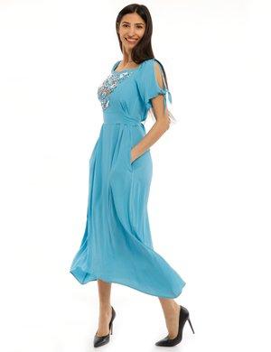 Vestito Beatrice B con applicazioni