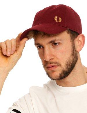 Cappello Fred Perry con visiera