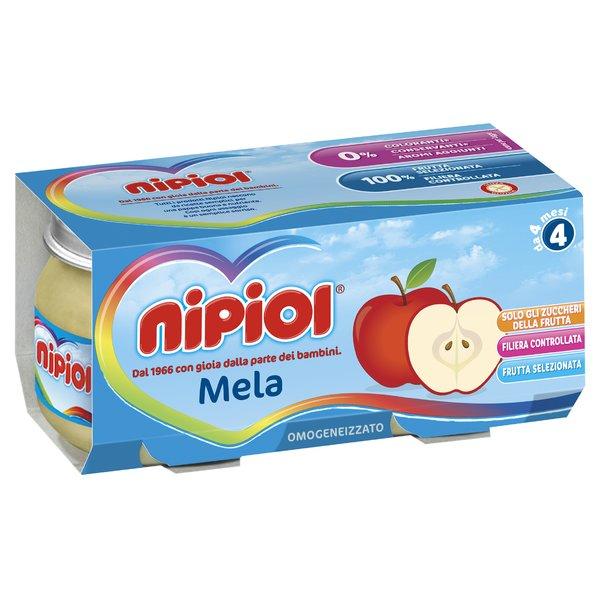 Nipiol Omogeneizzato Mela 2 x 80 g