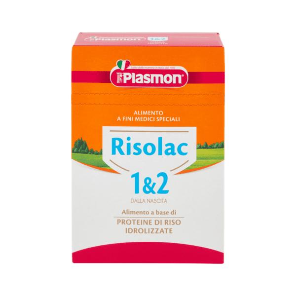 Plasmon Risolac 1&2 Alimento a Fini Medici Speciali 350 g