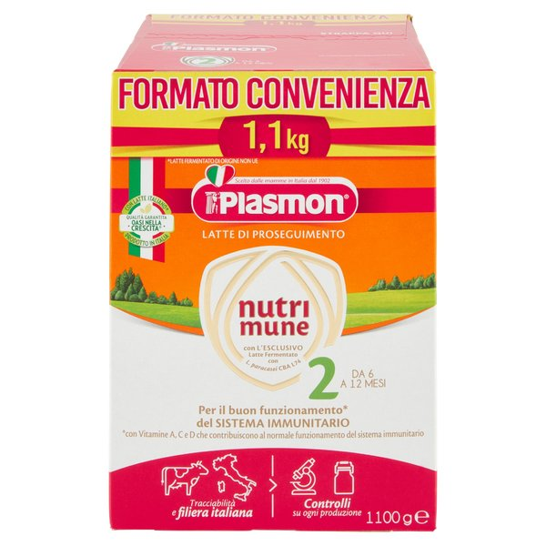 Plasmon Special Pack PL Stage 2 polvere 1100g