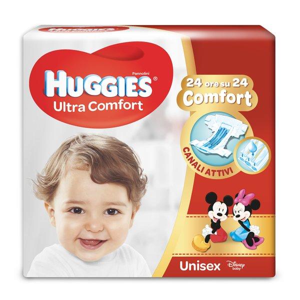 Huggies Pannolini Ultra Comfort