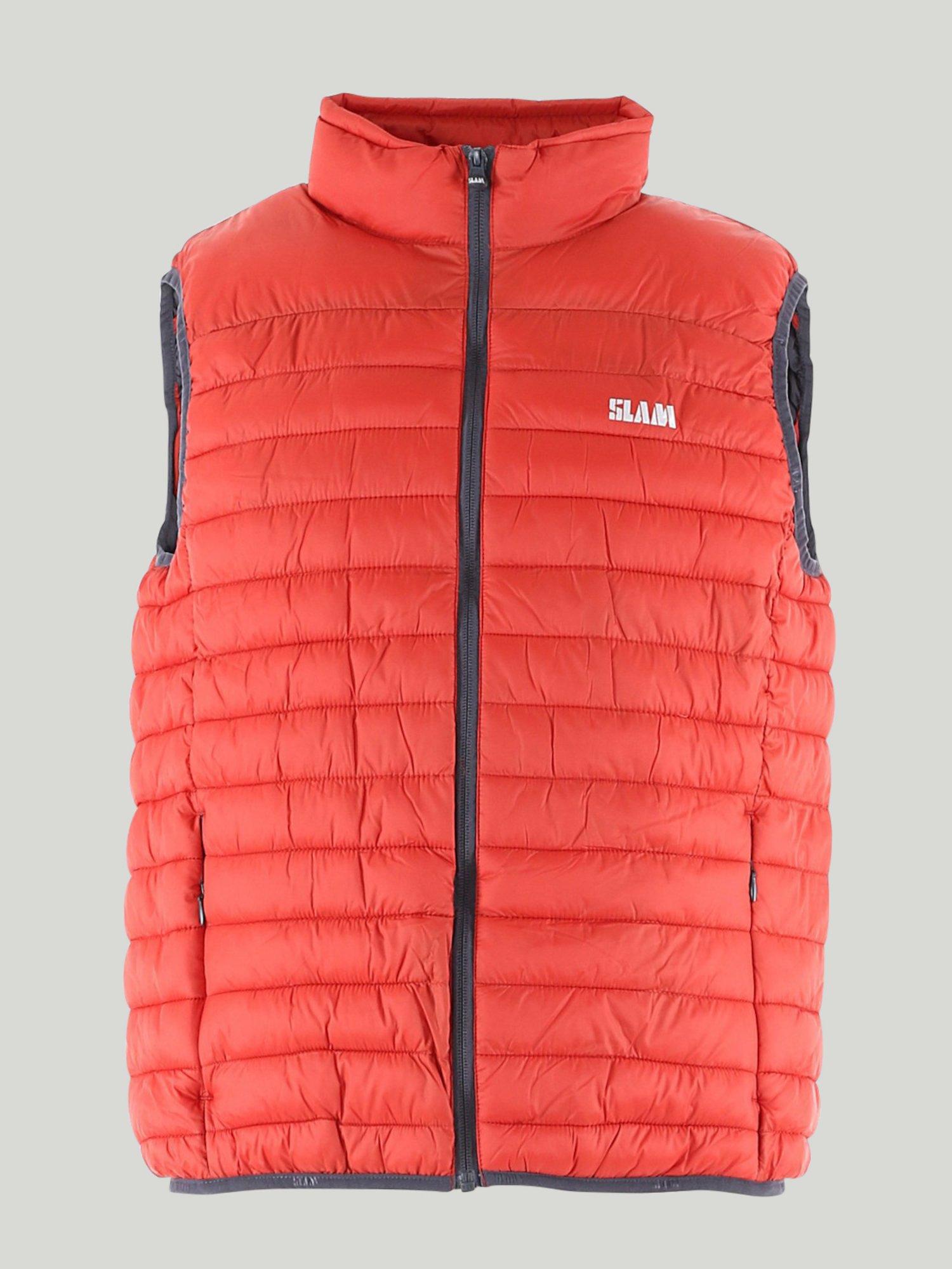 Rennell vest - Brick Red