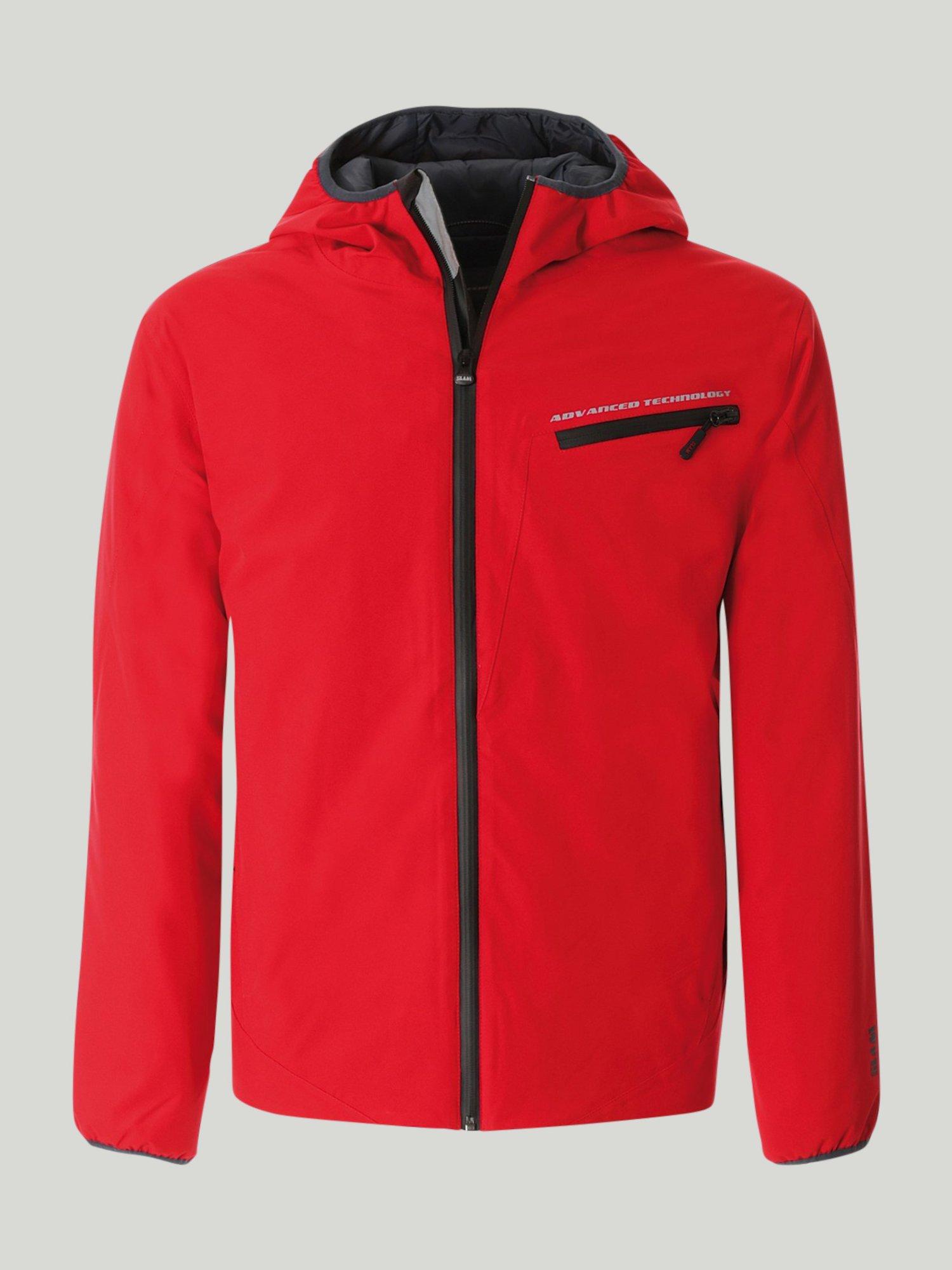 Doohan jacket - Flame Red