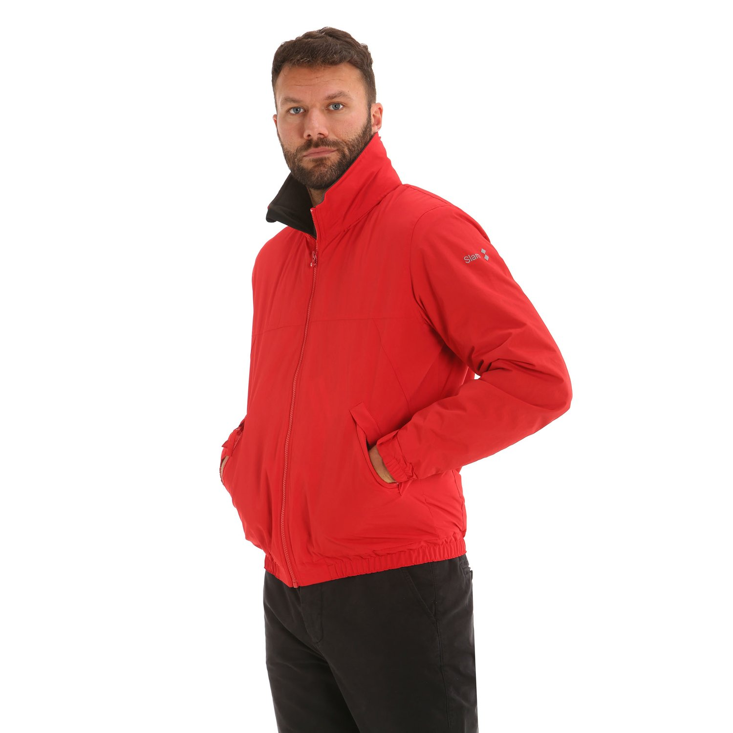 Sailing Winter jacket 2.1 - Slam Red
