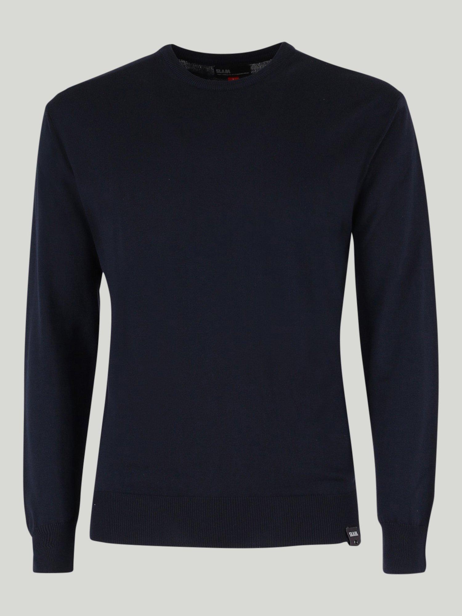 Simius Sweater - Ocean Blue