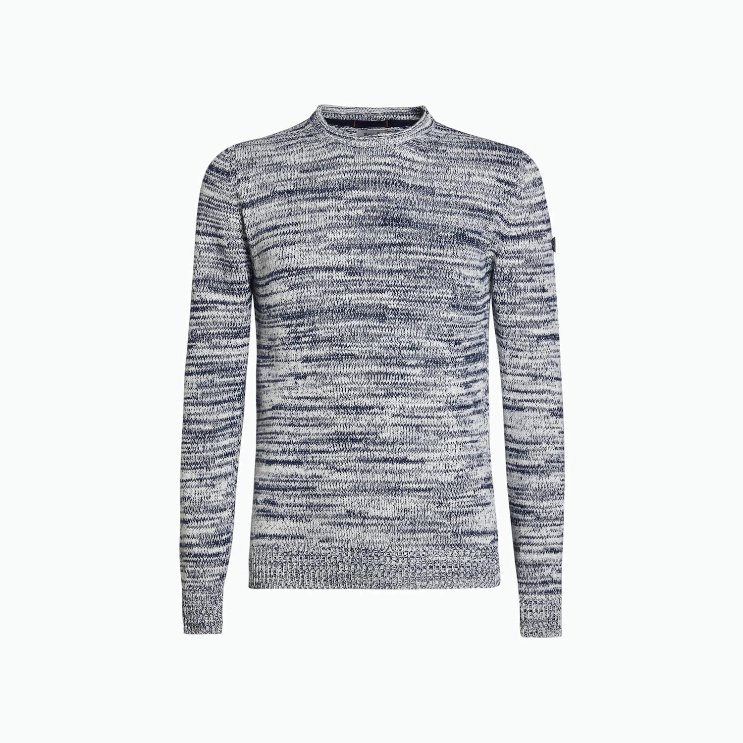 Jumper A159 - Navy / White