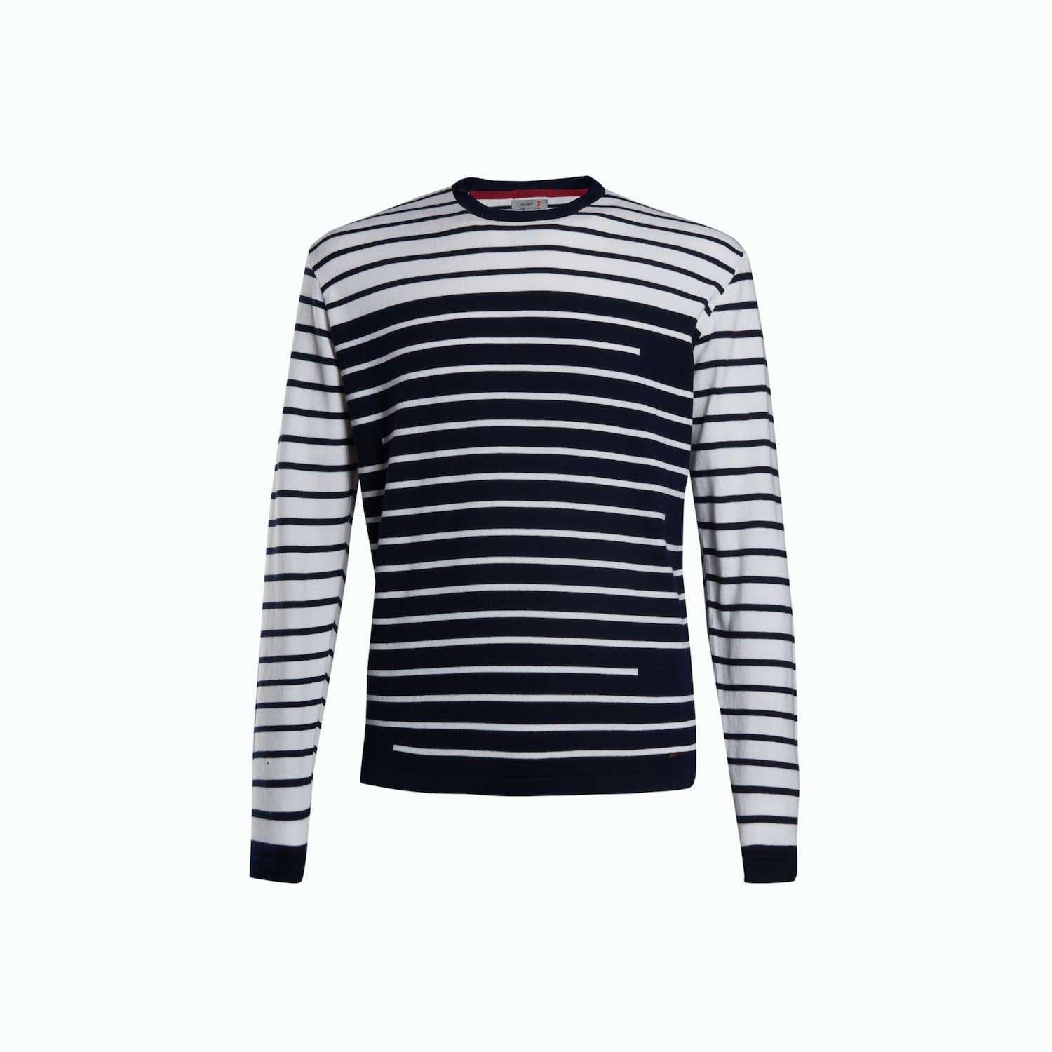 Jumper A176 - Navy / White