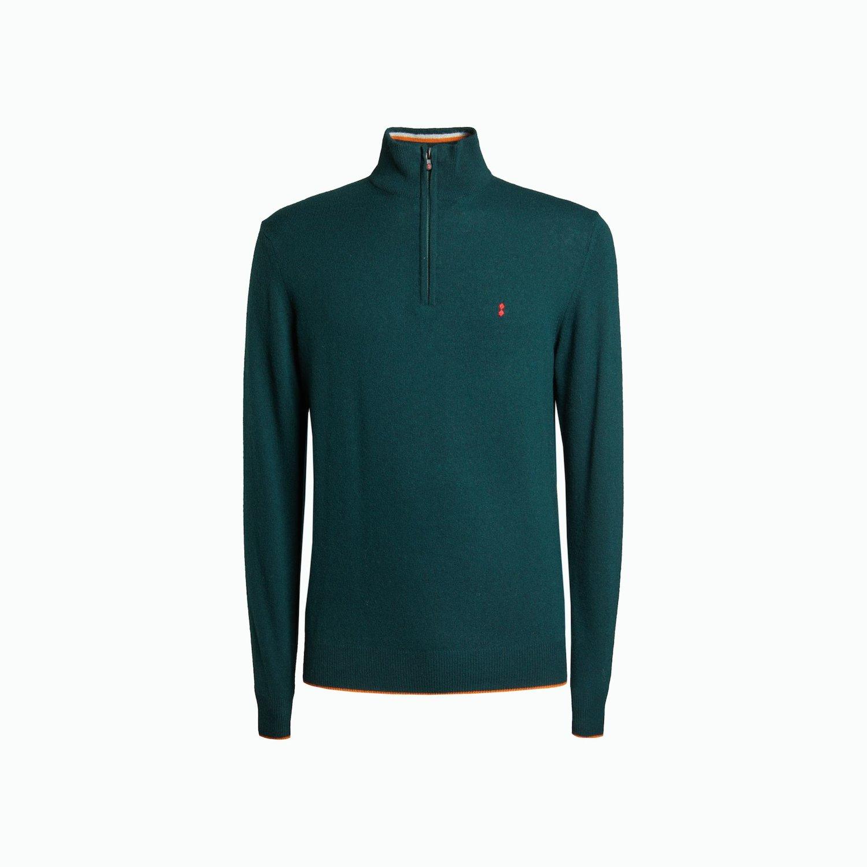 Suéter B133 - Verde Mare