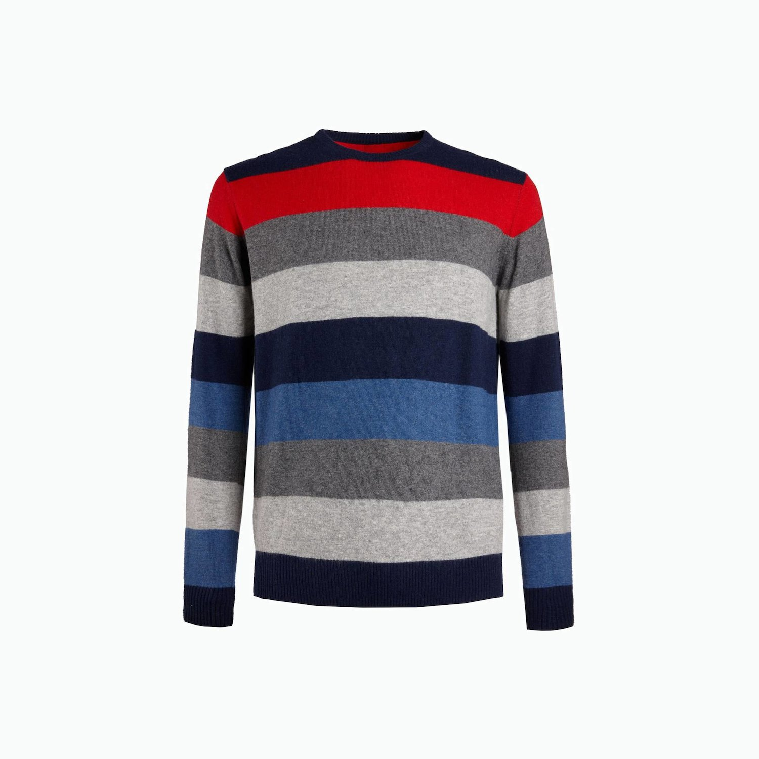 B135 sweater - Fancy Stripes