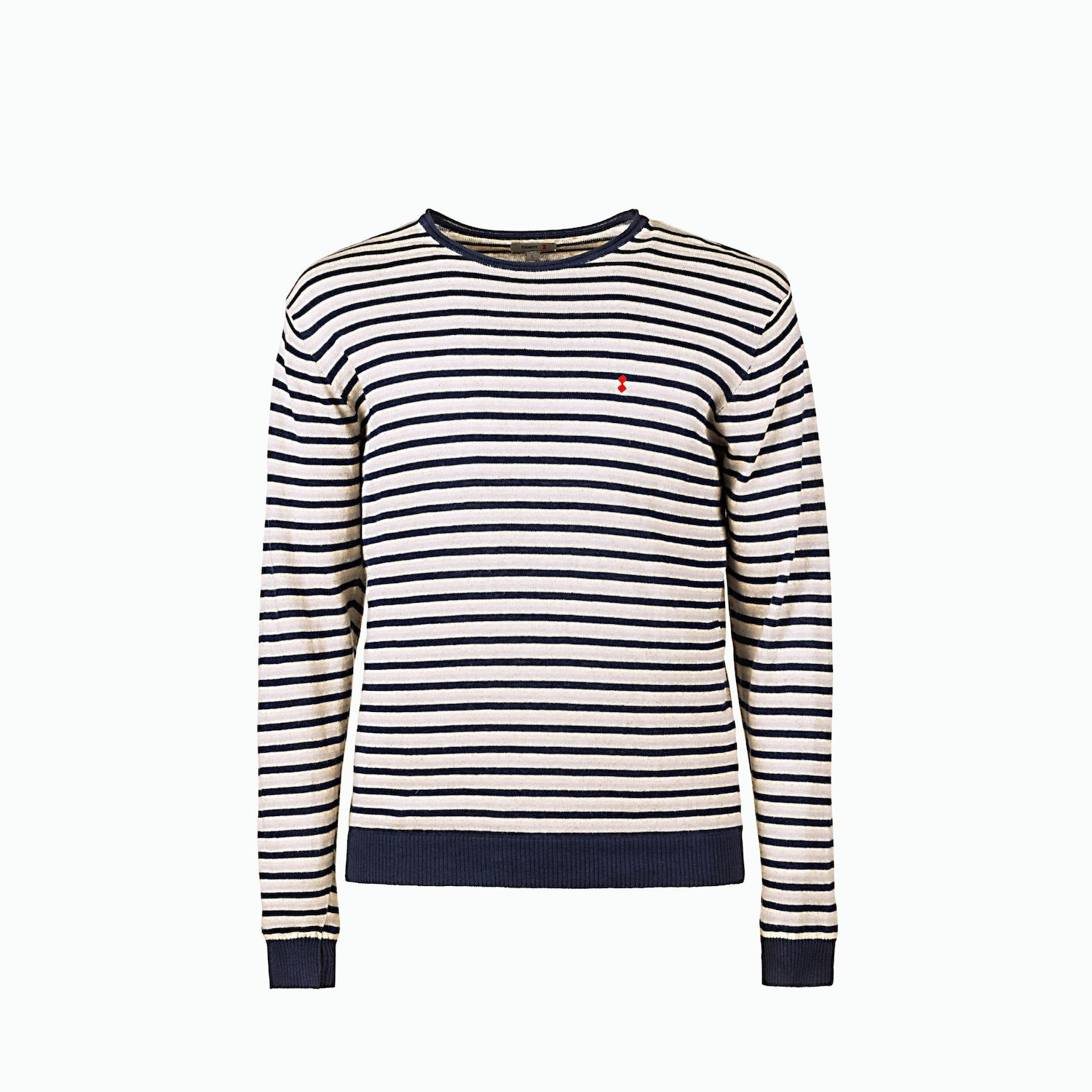 C204 Jumper - Multi Stripe Blue