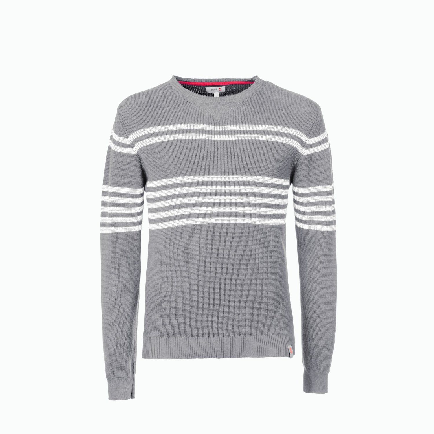 C210 Jumper - Frost Grey
