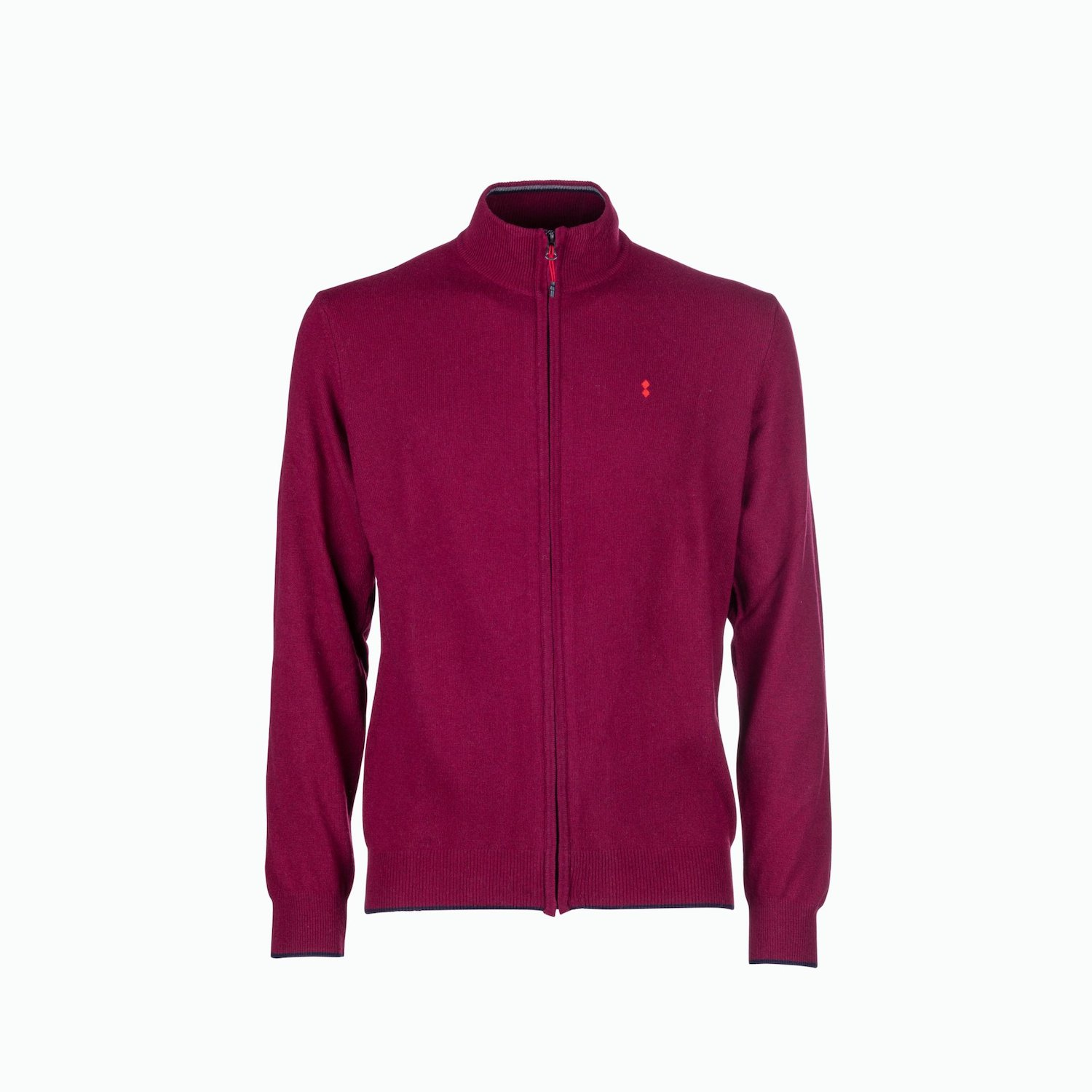 Cardigan D70 - Biking Red