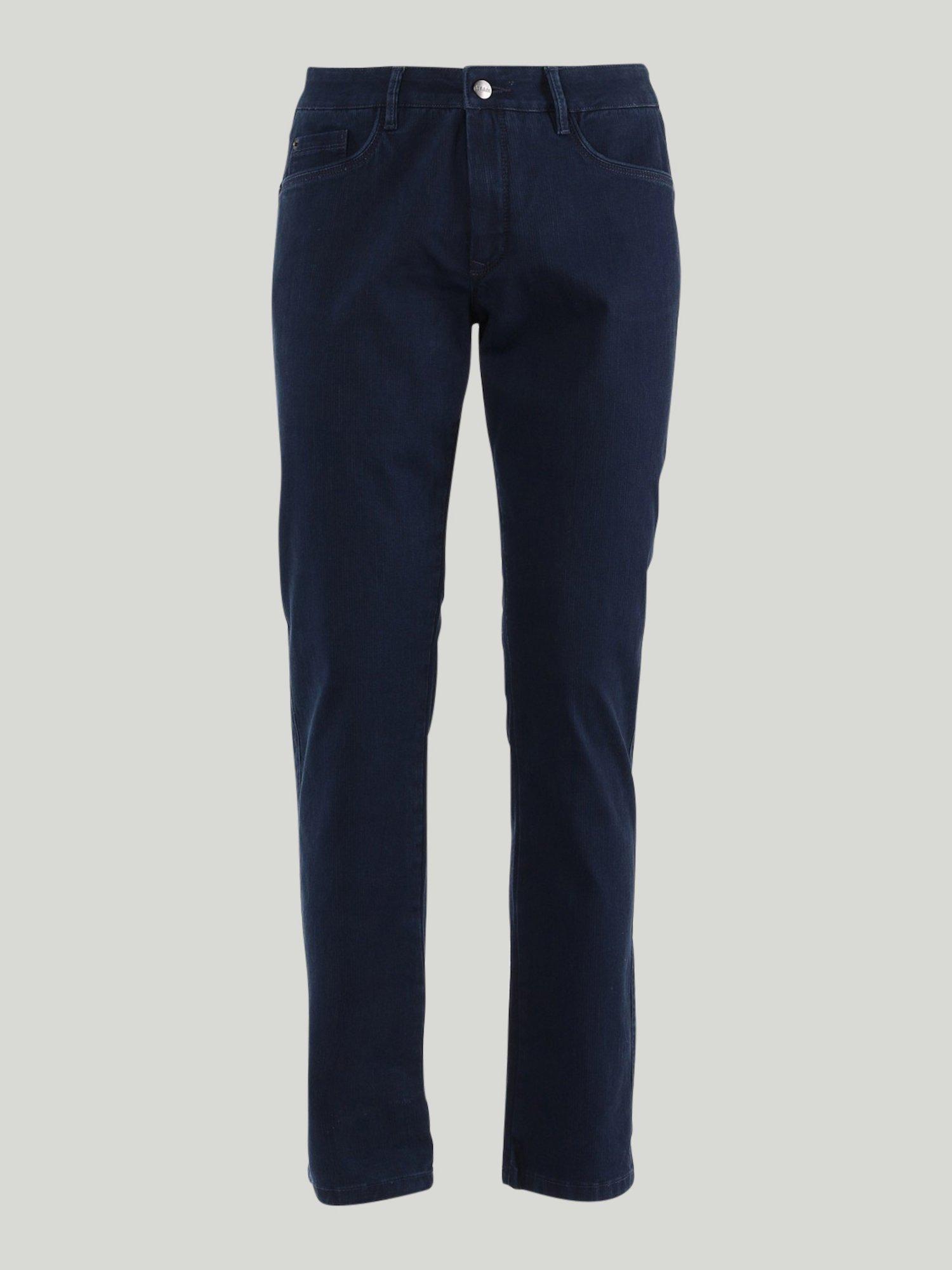 Eurimedonte pants  - Ocean Blue