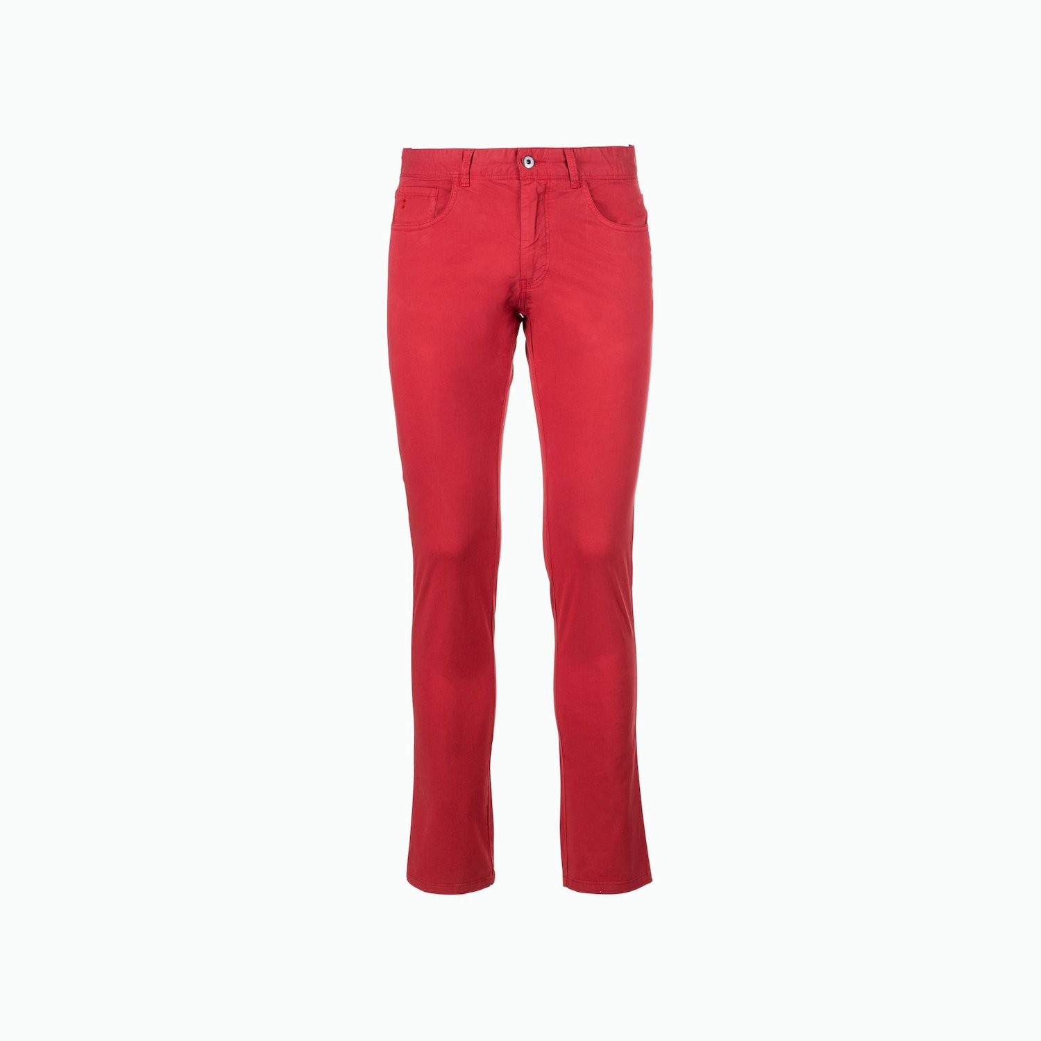 Bridge Trousers - True Red