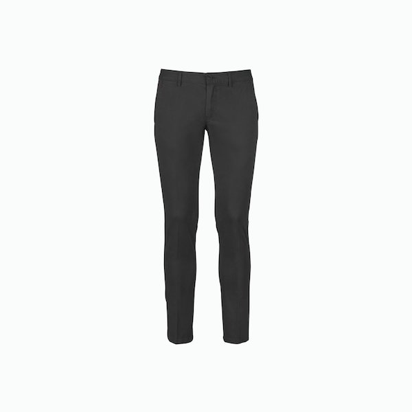 Trousers Man B3 with pockets with button closure