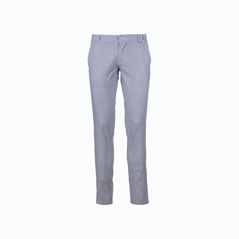 C55 Trousers - Azul Marino / Blanco