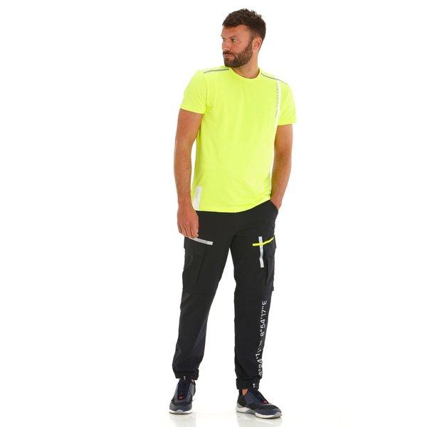 Pantalón para hombre G135 desmontable, cortavientos e hidrorrepelente