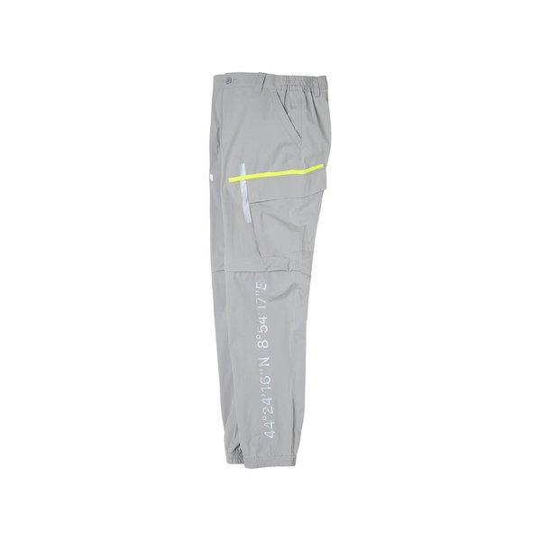 Pantalone uomo G135 zip-off antivento e idrorepellente