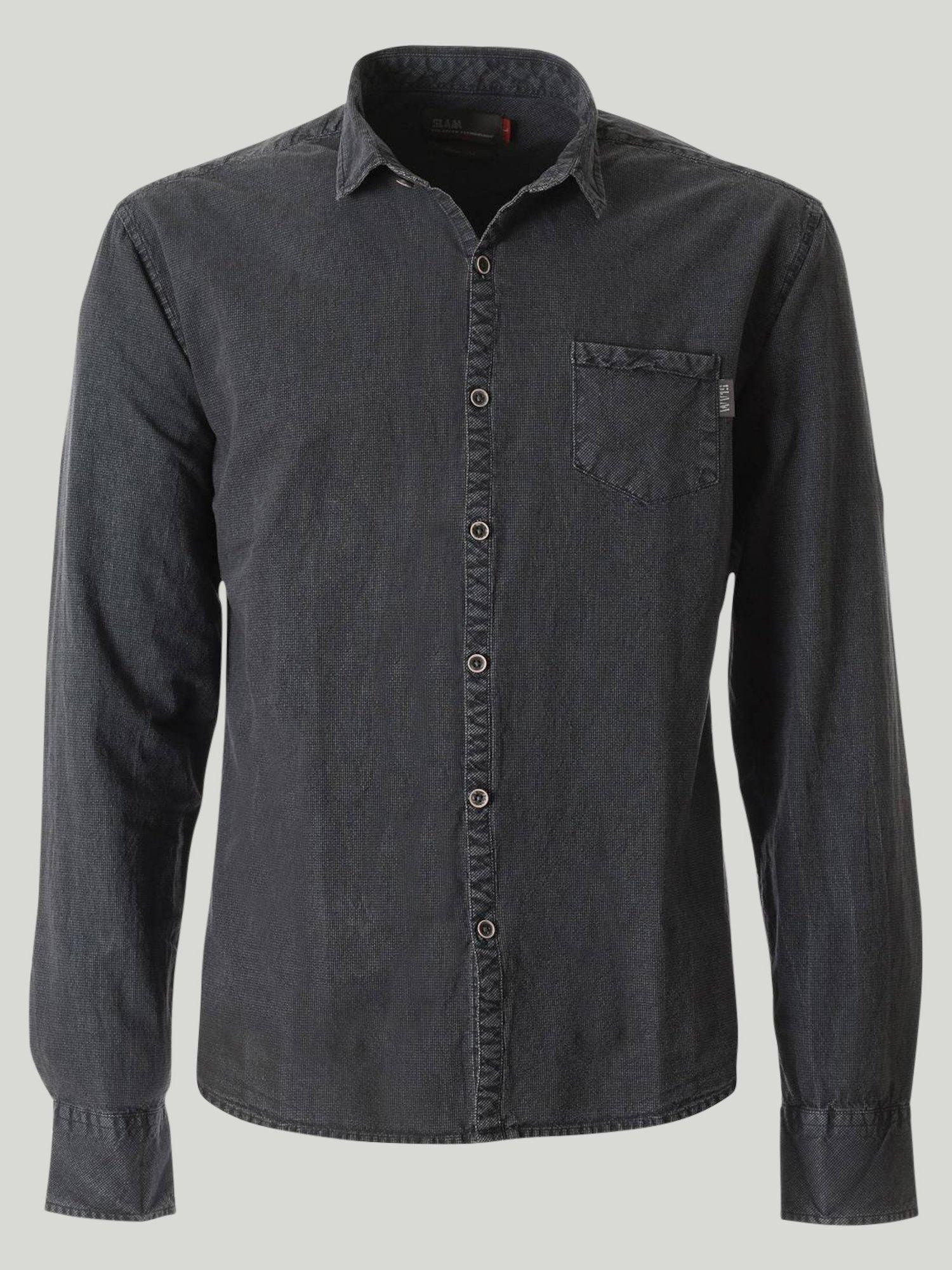 Camicia Coralli - Blu Oceano