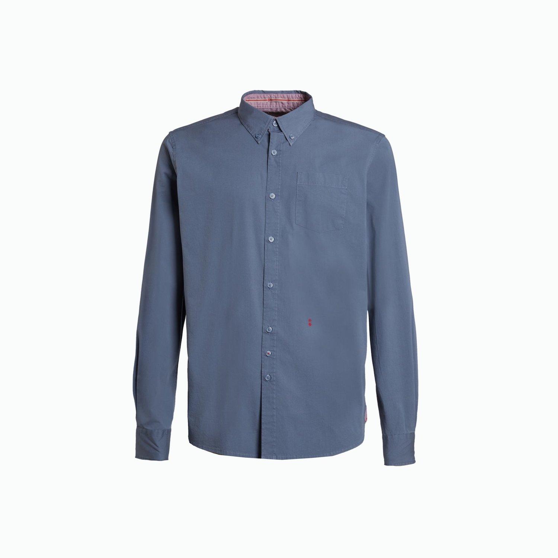 Camicia B12 - Vintage Indigo