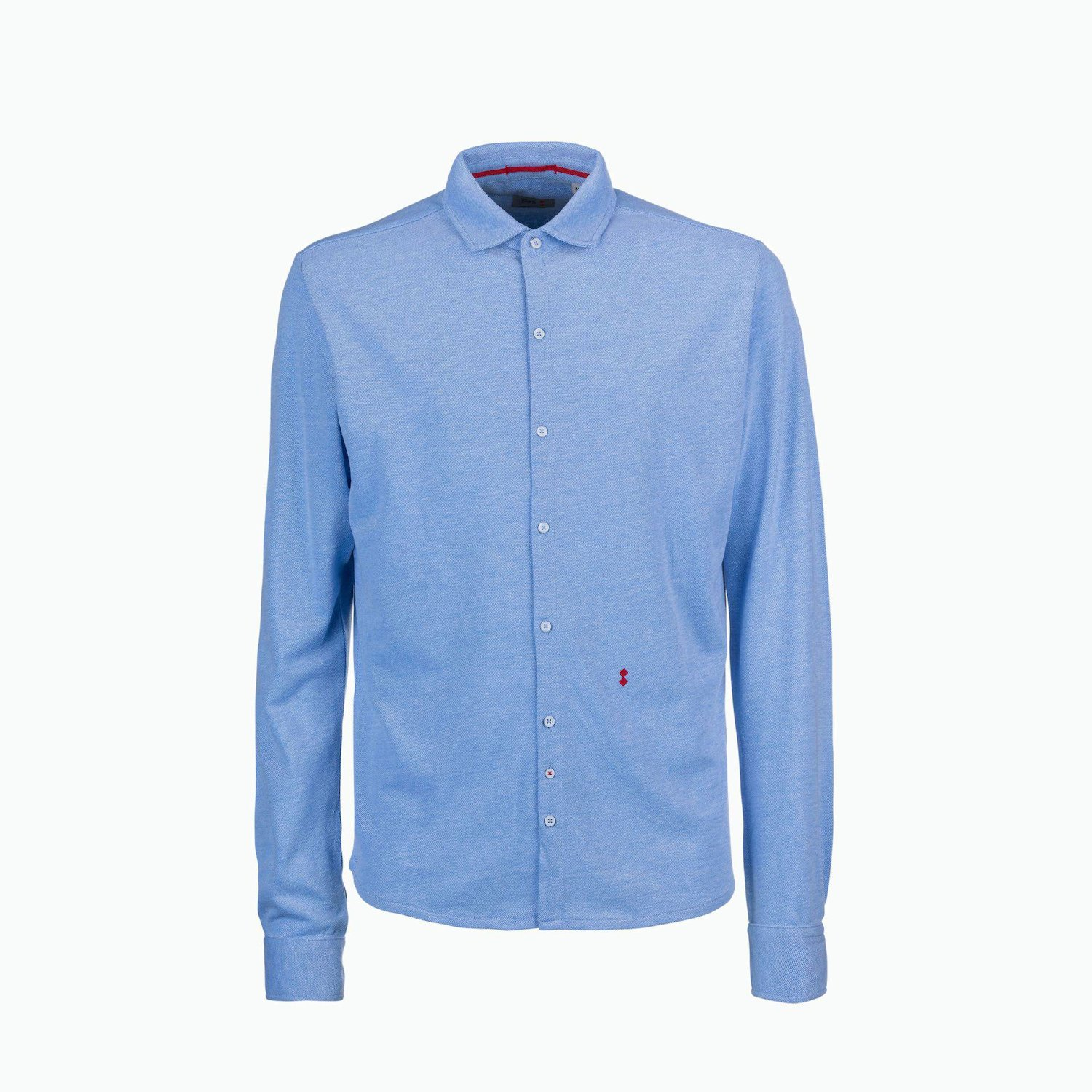 C114 Shirt - Light Blue