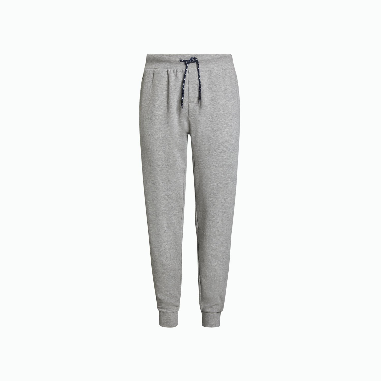 Sweatpants A38 - Light Grey Melange