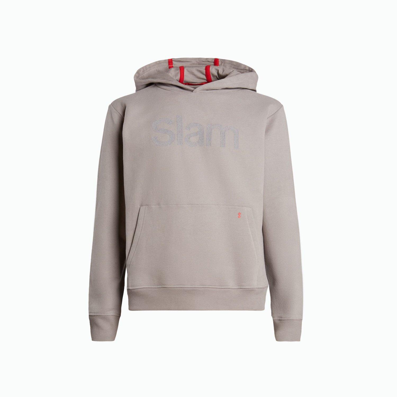 B167 sweatshirt - Frost Grey