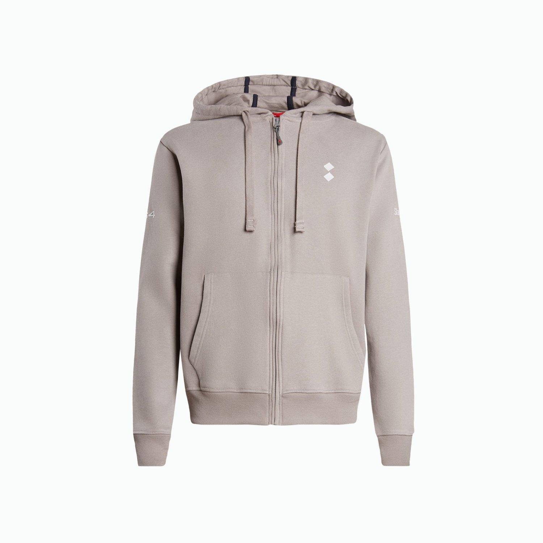 B168 Sweatshirt - Frost Grey