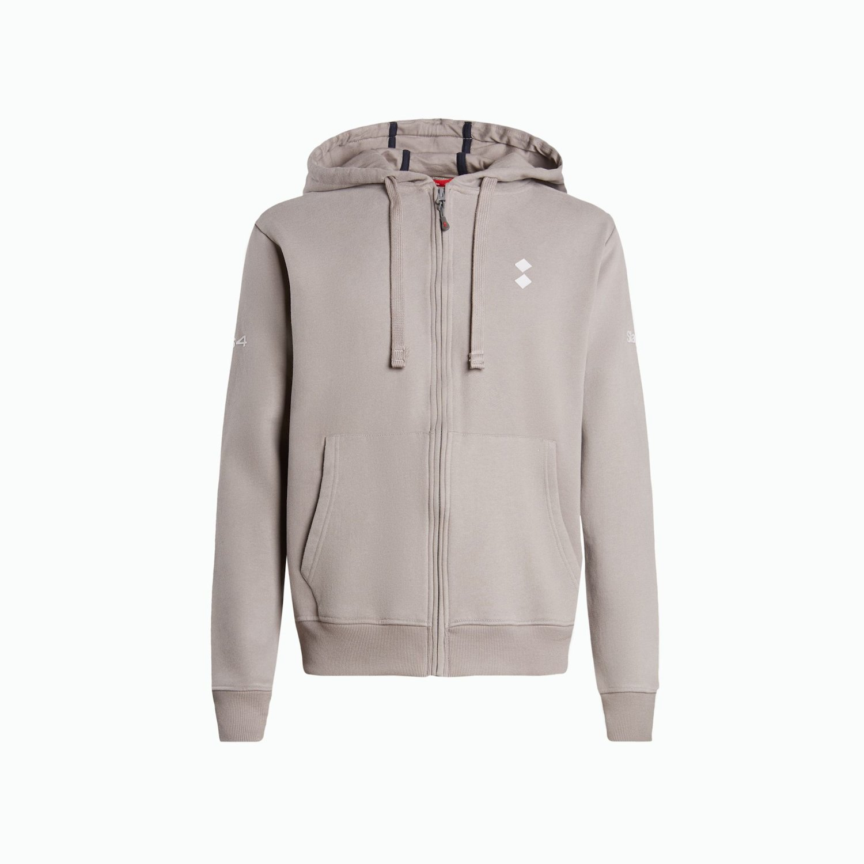 Sweatshirt B168 - Grauer Frost