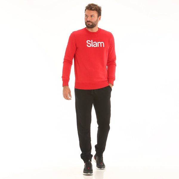 Men's pants D165 in comfortable and sporty sweatshirt