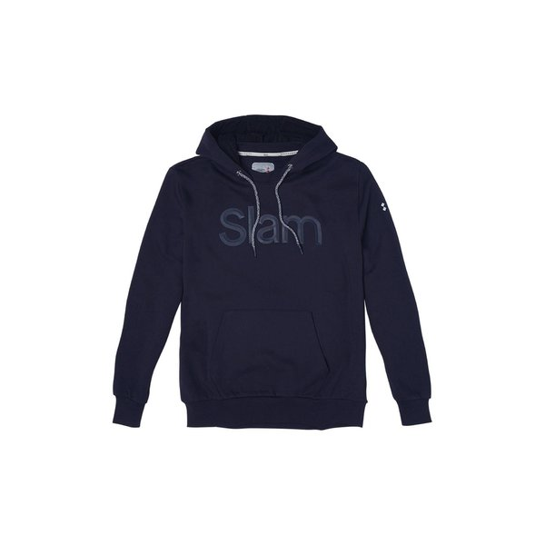100% cotton hooded sweatshirt F88 with a central Men's pocket
