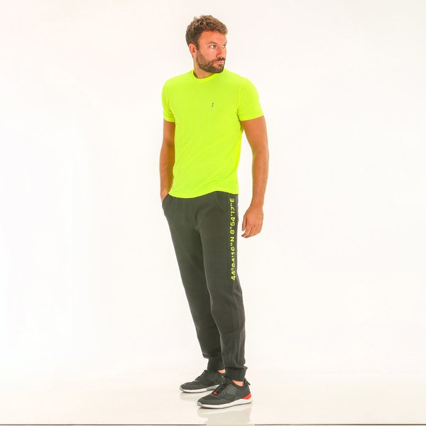 Pantalón deportivos hombre F101 de algodón