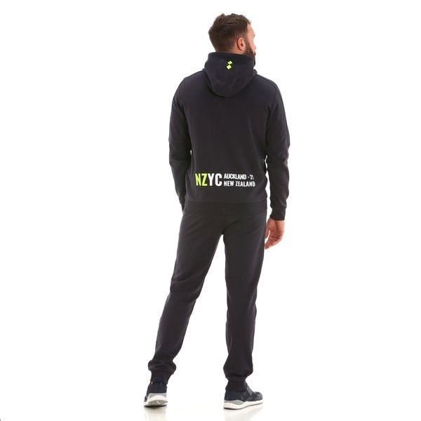Pantalón para hombre G53 en algodón orgánico con cordón elástico