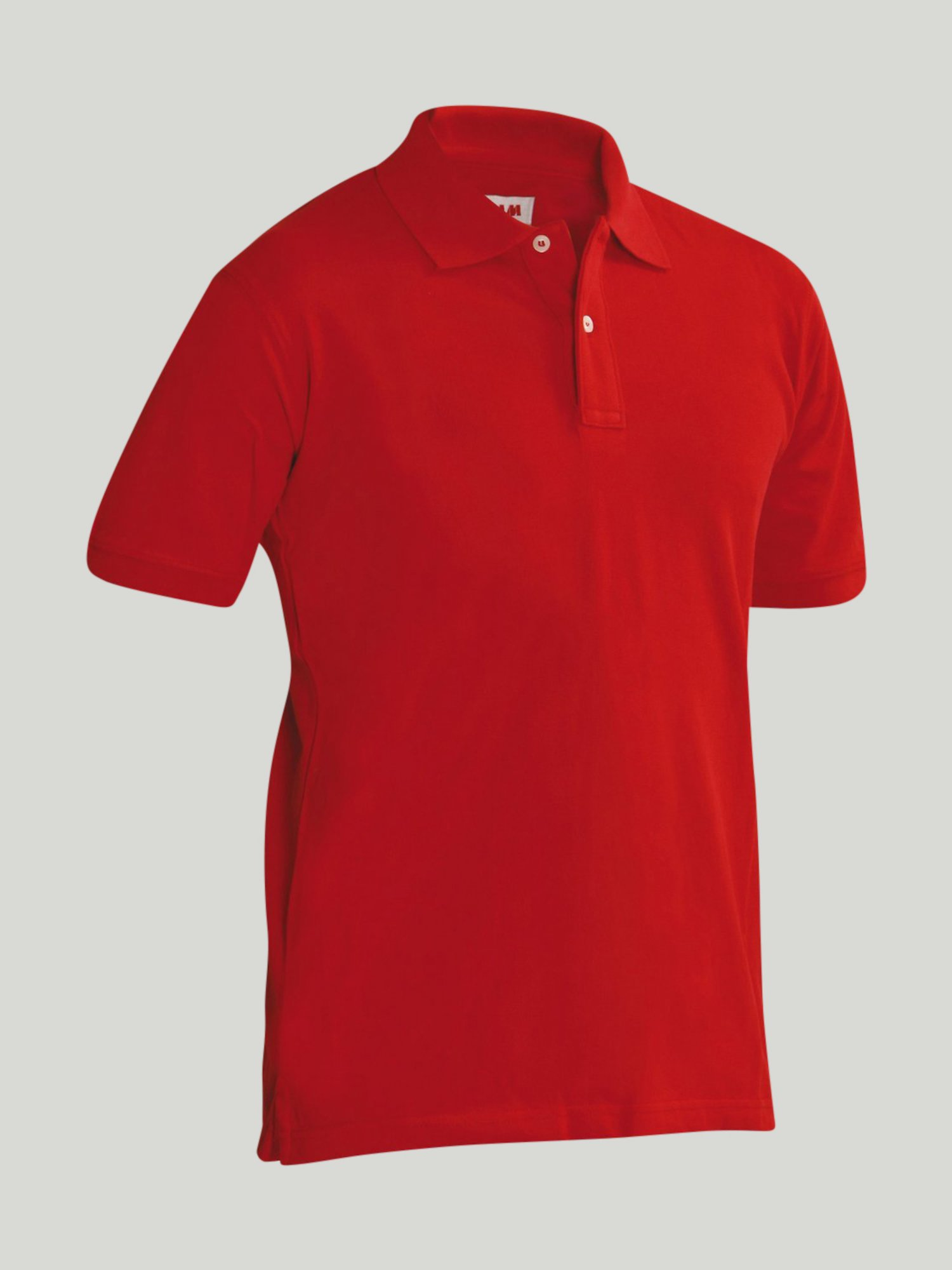 Coleman Ss New polo shirt - Slam Red