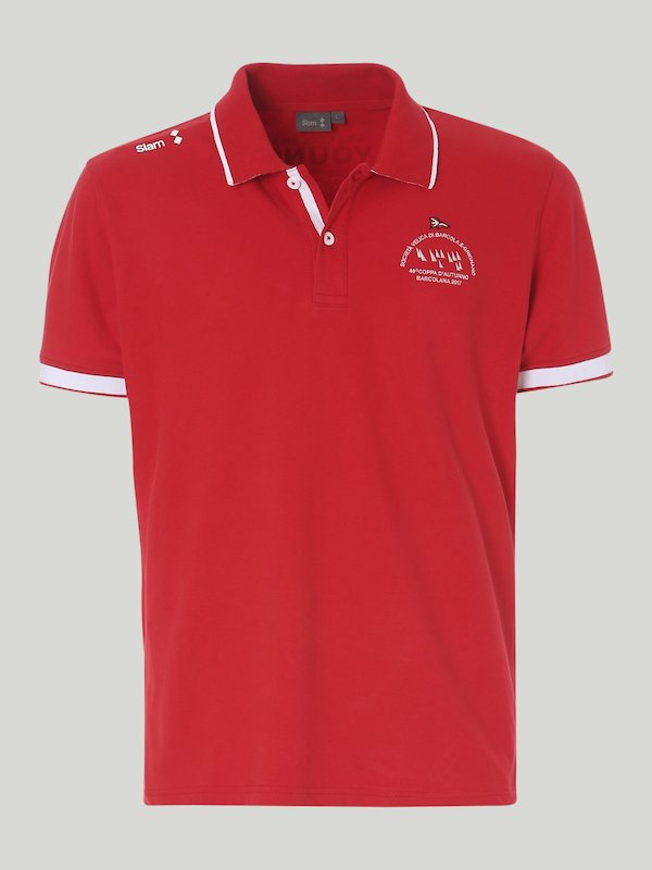 49 Barcolana Young polo shirt
