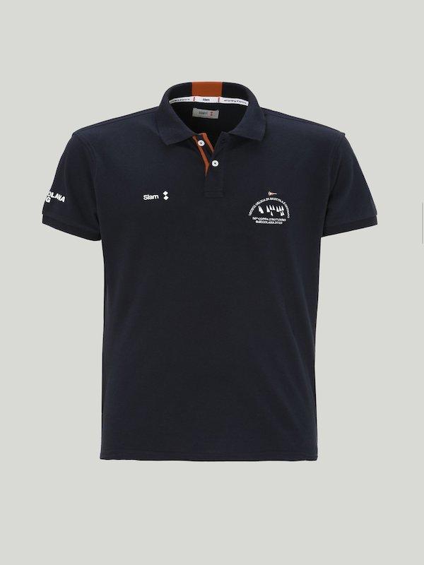 B50 Young men's polo shirt