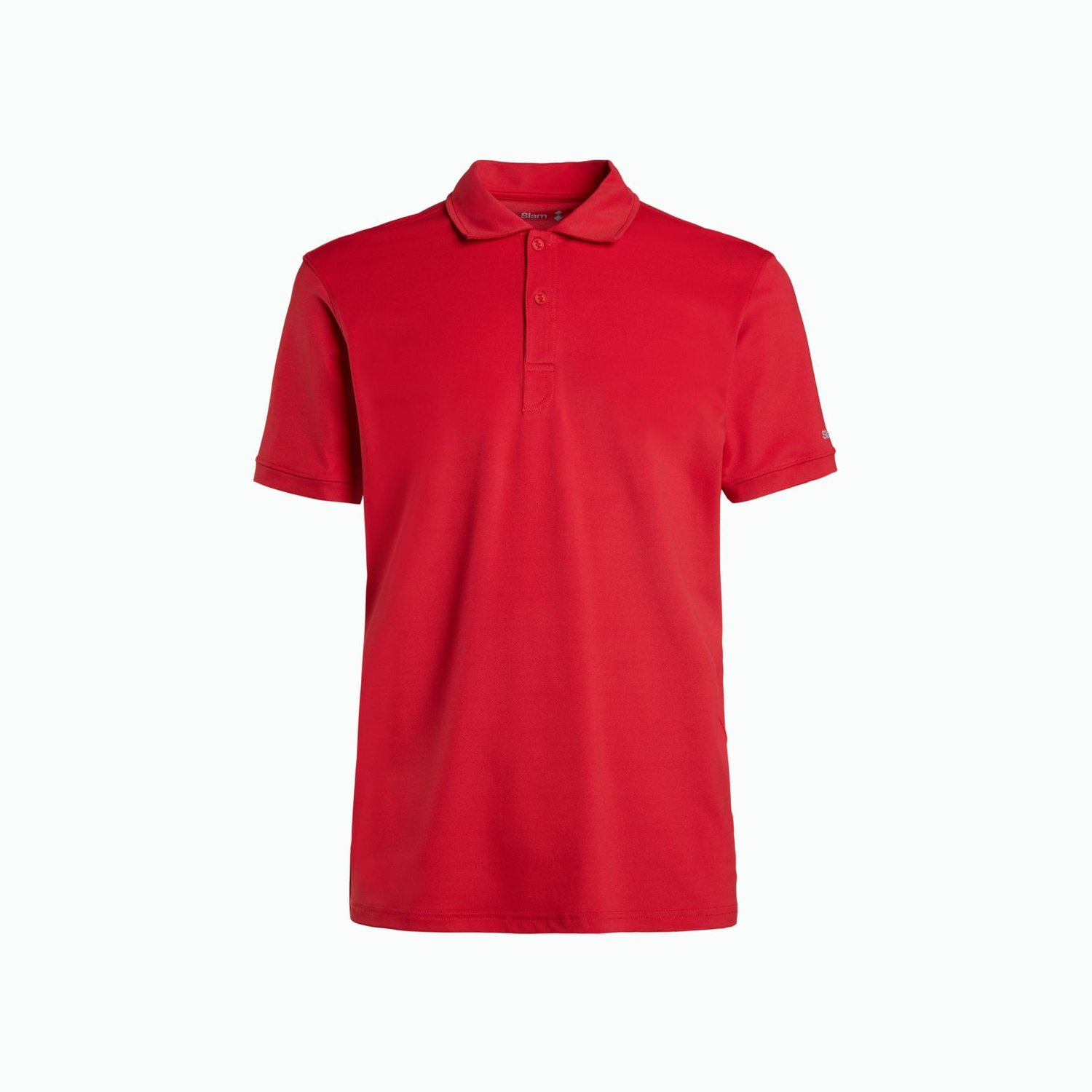 Paterson polo shirt - Slam Red