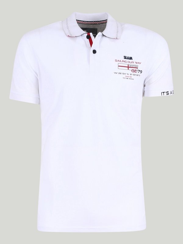 Rosmarin polo shirt