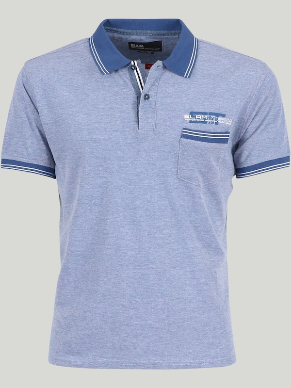 Poloshirt Why Not