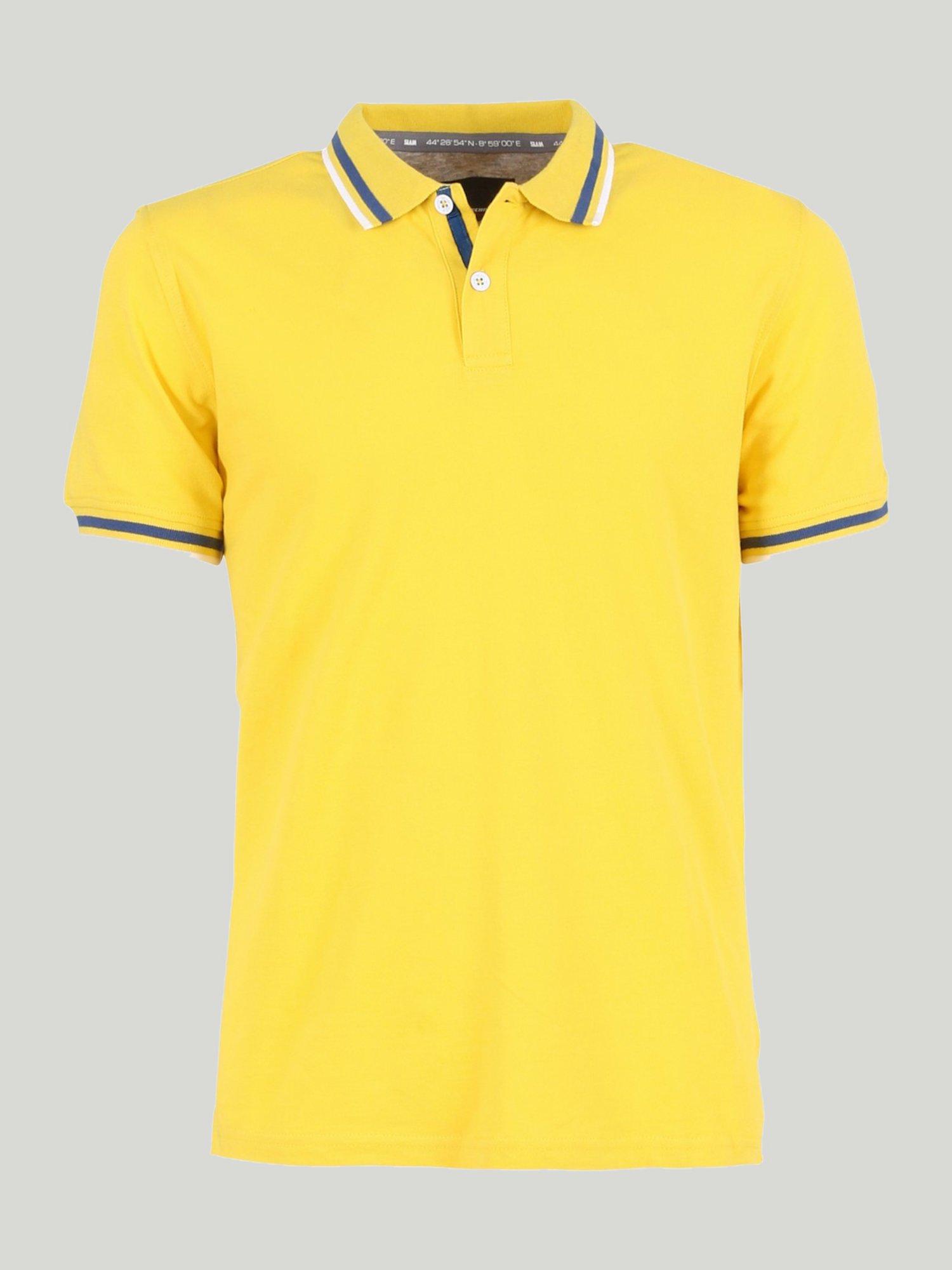 Genoa 2.1 polo shirt - Mais